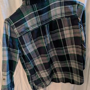 Flannel in good condition